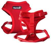 Beroni Easy Walking Katzengeschirr 2.0 rot
